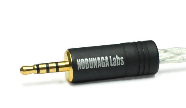 画像1: NOBUNAGA Labs、デノンのヘッドホン「AH-D1200」専用バランスリケーブル「水写」「赤橙」を12/21に発売
