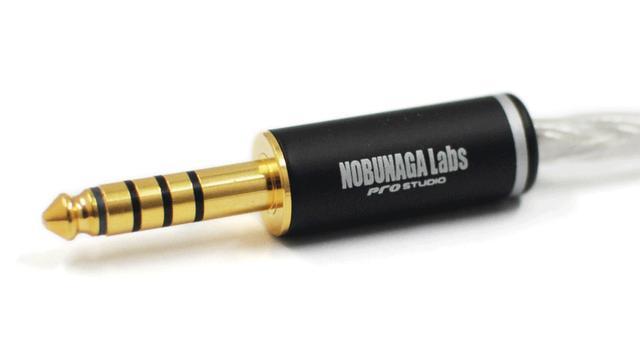 画像2: NOBUNAGA Labs、デノンのヘッドホン「AH-D1200」専用バランスリケーブル「水写」「赤橙」を12/21に発売