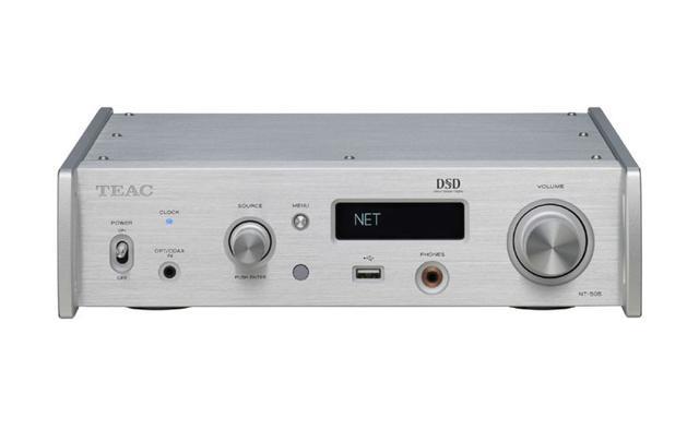 画像: TEAC、旭化成の最上位DAC搭載のネットワークプレーヤー「NT-505」、来年1月27日に発売。16.8万円 | Stereo Sound ONLINE