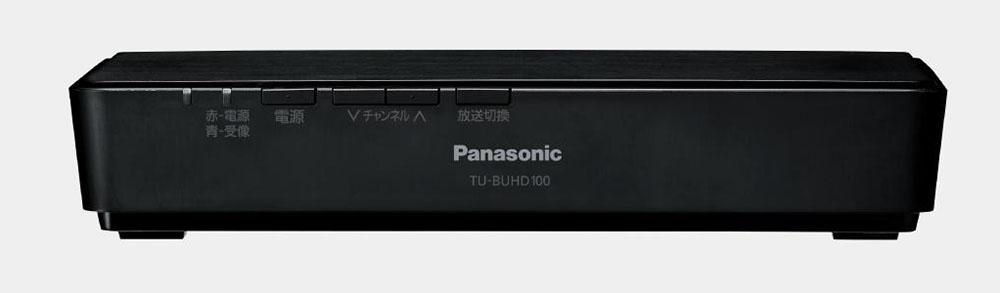 画像: パナソニックの単体4Kチューナー「TU-BUHD100」で、外付けUSB HDD録画機能バージョンアップ対応が再度延期に。実施は2019年3月下旬を予定