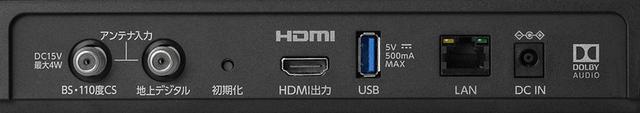 画像: 放送開始までいよいよあと5日! 単体4Kチューナーをつなぐには、こんなところにも注意が必要だった <新4K8K衛星放送、まるわかり!:その4> - Stereo Sound ONLINE