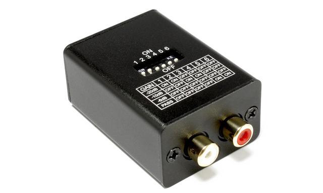 画像: FX-AUDIO-、3段階の切替えが可能なラインレベルアッテネーター「AT-01J」を発売。掌に載るコンパクトボディ