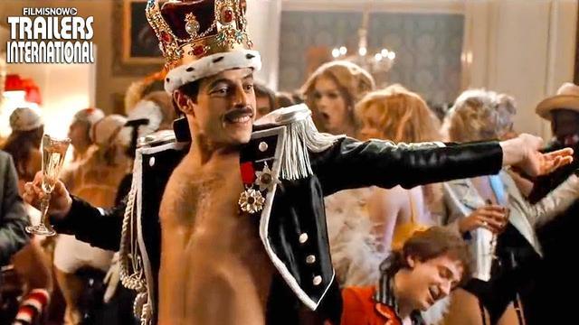 画像: 映画『ボヘミアン・ラプソディ』メイキング映像「フレディになるまで」 www.youtube.com