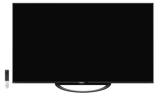 画像: シャープ8T-C80AX1 オープン価格(市場想定価格200万円前後) ●パネル方式:VA方式(視野角176度) ●画面解像度:水平7680×垂直4320画素 ●バックライト:直下型LED ●接続端子:HDMI入力×5系統、光デジタル音声出力×1系統、ほか ●内蔵チューナー:BS8K×1系統、BS4K/110度CS4K×2系統、地上デジタル/BS・110度CSデジタル×3系統 ●寸法/質量:W1810×H1132×D440mm/62kg
