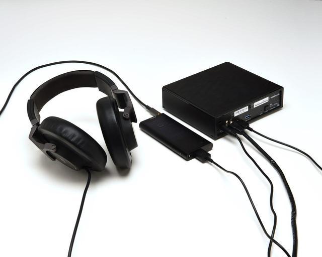 """画像1: ウォークマンの""""楽曲バンク""""として最適。ミュージックサーバー「Soundgenic」はココが便利!"""