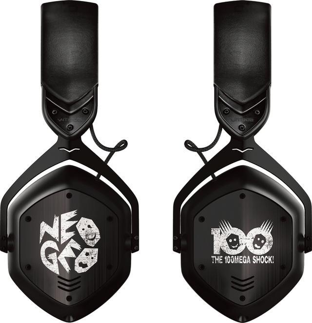 画像: ローランド、ゲーム・メーカーSNKとコラボしたeスポーツ向けヘッドホン「SNK × Roland V-MODA NEOGEO CROSSFADE LP2」を2月に発売