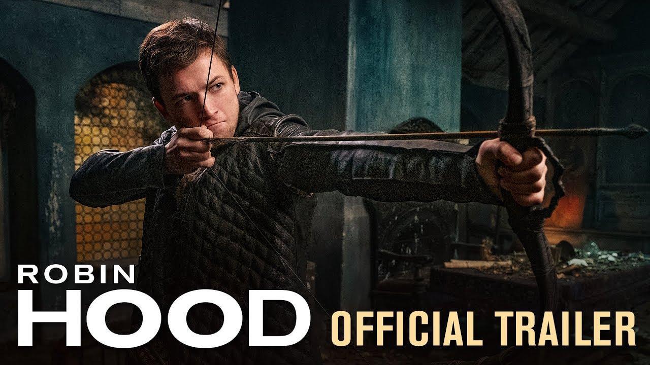 画像: Robin Hood (2018 Movie) Official Trailer – Taron Egerton, Jamie Foxx, Jamie Dornan www.youtube.com