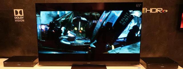 画像: 【麻倉怜士のCES2019レポート3】パナソニック新有機ELテレビ、TX-65GZ2000の画質改善は大胆だ。輝度向上と白部階調再現の改善、「AI HDRリマスター」「Dolby Vision」などを満載 - Stereo Sound ONLINE