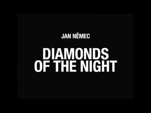 画像: Diamonds of the Night (Jan Němec, 1964) www.youtube.com
