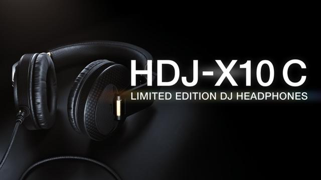 画像1: Meet the limited edition HDJ-X10C DJ headphones bit.ly