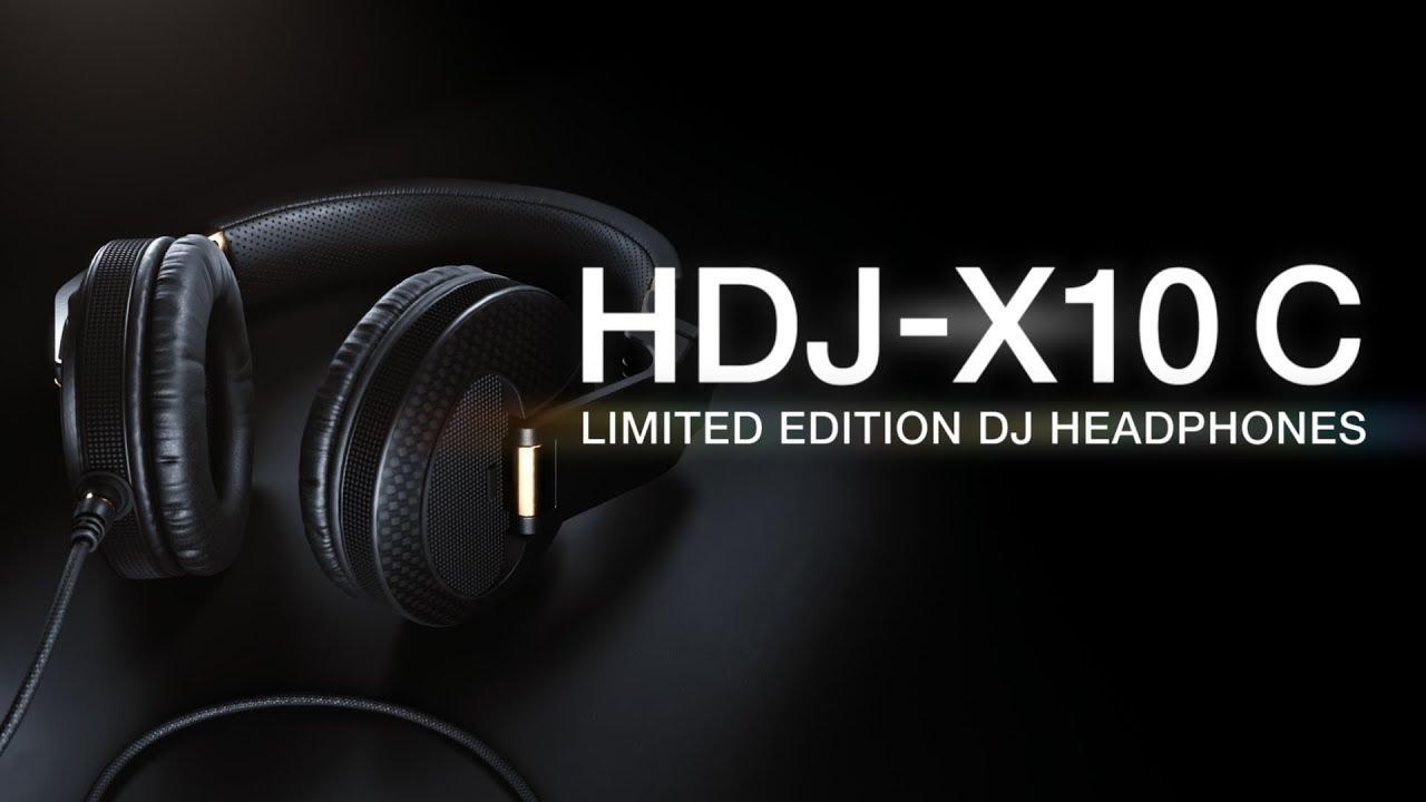 画像1: Meet the limited edition HDJ-X10C DJ headphones bit.ly