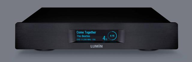 画像: ネットワークトランスポート「LUMIN The Audiophile Network Music Transport(U1 MINI) 」