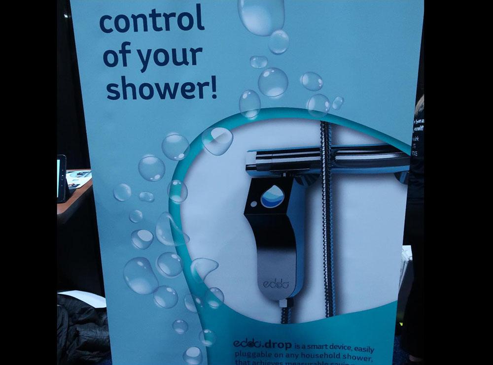 画像: この機器でシャワーをコントロール