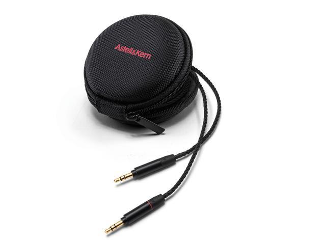 画像: Astell&Kern、音響機器の接続に便利なAUXケーブル「AUX Cable / PEE31」を発売。7N OCCのハイブリッド線材を採用!