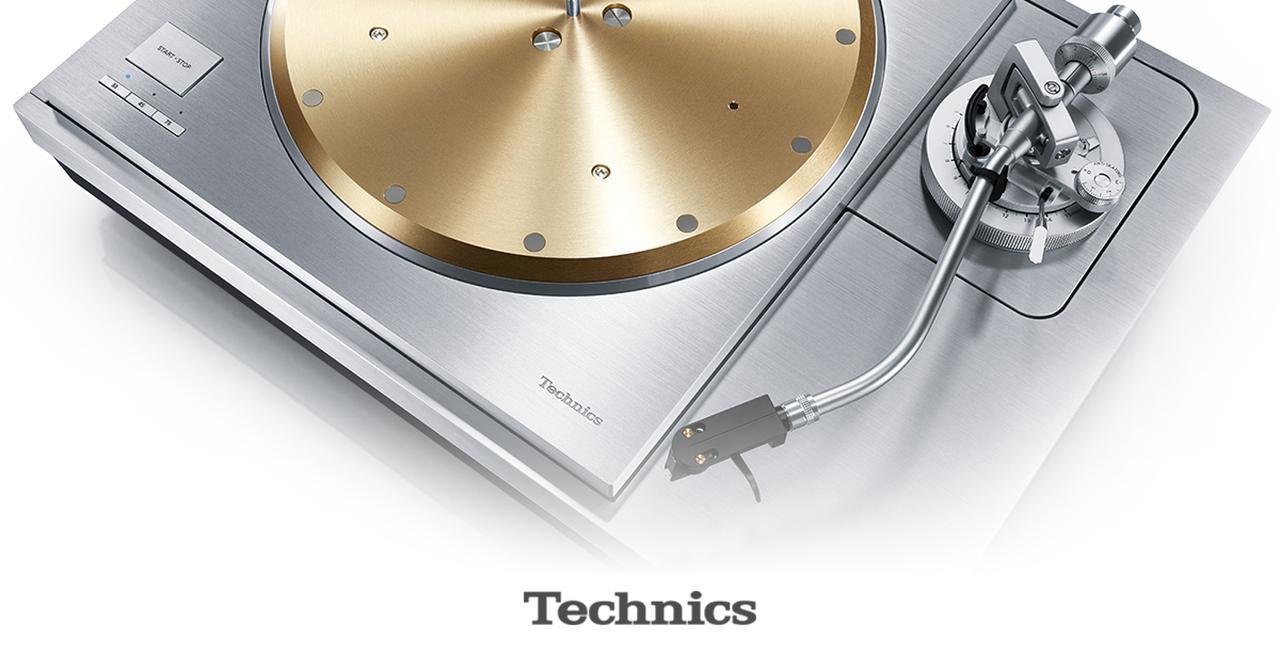 画像: リファレンスクラス ダイレクトドライブターンテーブルシステム SL-1000R、ダイレクトドライブターンテーブル SP-10R | Hi-Fi オーディオ - Technics