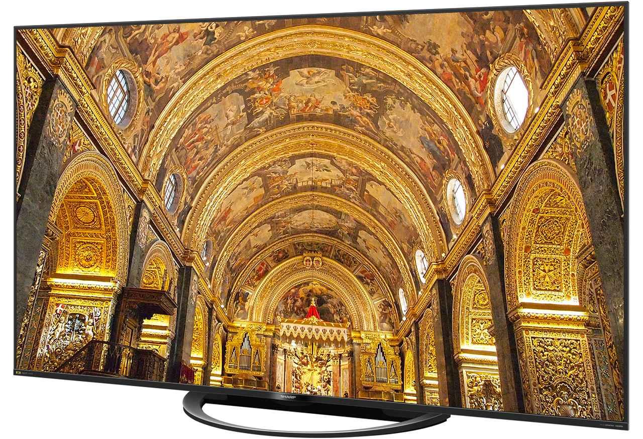 画像: AX1ライン 製品詳細 薄型テレビ/液晶テレビ アクオス:シャープ