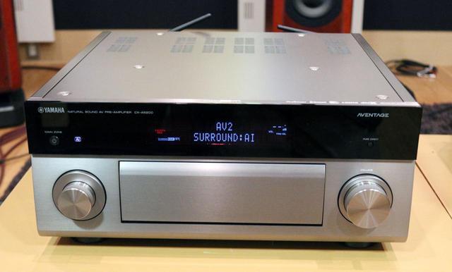 画像: 【速攻レビュー付!】ヤマハ、フラッグシップセパレートAVアンプ「CX-A5200」、「MX-A5200」を10月より順次発売 - Stereo Sound ONLINE