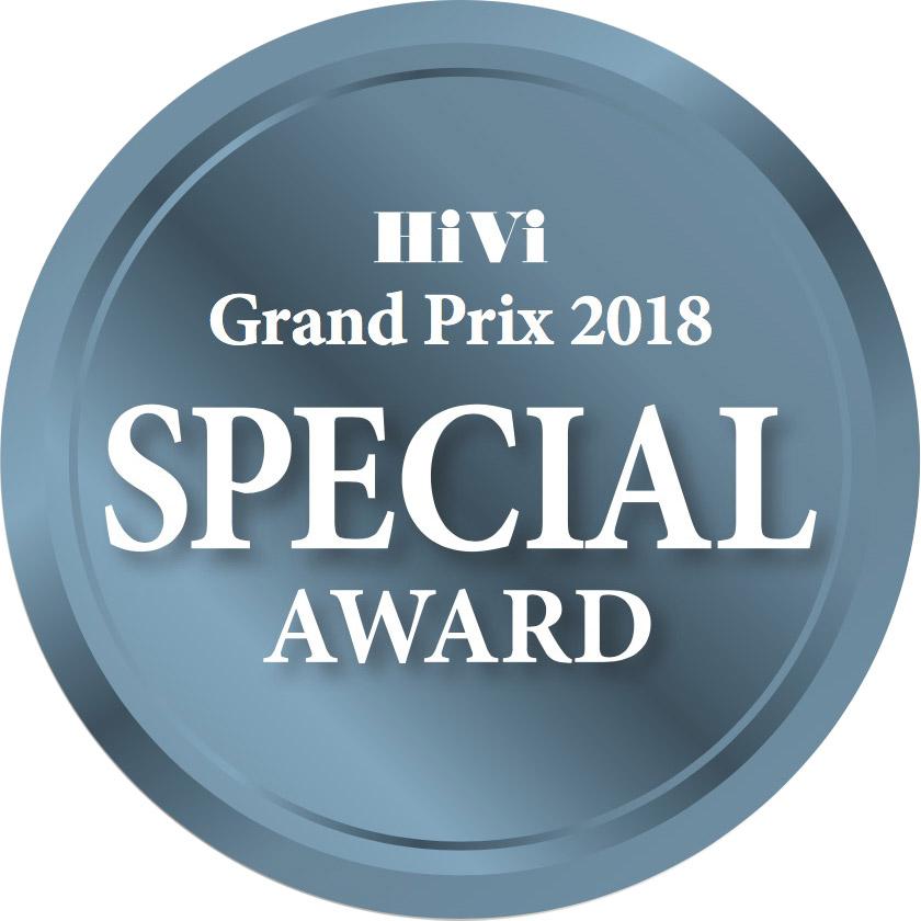 画像1: 第34回 HiViグランプリ2018 選考結果一覧【特別賞】プロが選んだ最高のオーディオビジュアル製品20