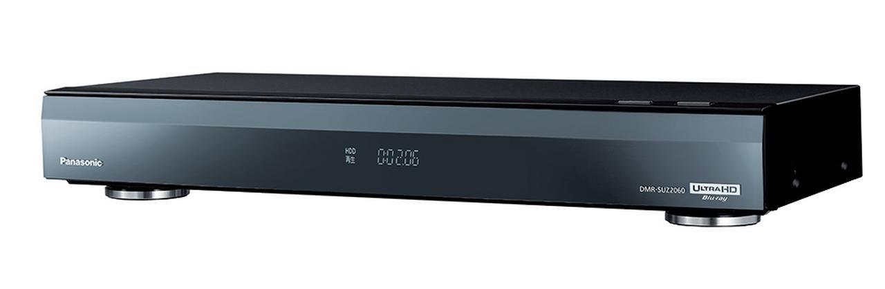 画像: パナソニック、4K放送の録画に対応したBD/HDDレコーダー「DMR-SUZ2060」を発表。価格は13万円前後 - Stereo Sound ONLINE