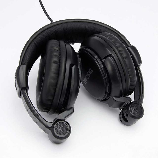 画像: TASCAM、自宅での音楽制作に適したヘッドホン「TH-02」を1月下旬に発売。密閉型ユニットで音漏れを気にせず使える