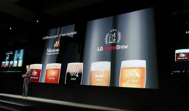 画像: 【麻倉怜士のCES2019レポート15】LGエレクトロニクスが、家庭用ビール製造機「LG HomeBrew」を作った - Stereo Sound ONLINE