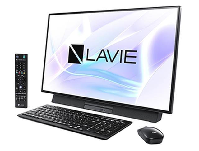 画像: 世界初の音声によるOS起動を備えたLAVIE Desk All-in-one、大学生の声から改良を加えたLAVIE Note Mobileなど、春モデルPCを発表