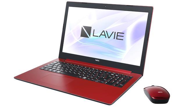 画像: LAVIE Note Standard「NS700MA」