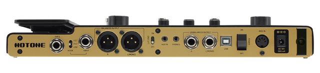 画像: HOTONE、マルチエフェクター「Ampero」を2月上旬に発売。高速演算で、思い通りのモデリングサウンドが楽しめる