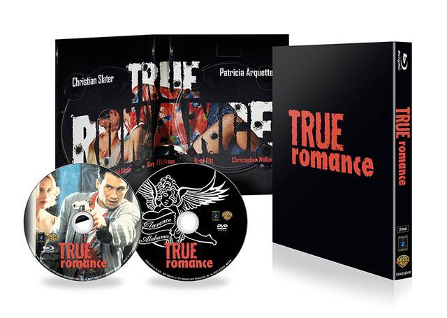画像: 『トゥルー・ロマンス』の主人公にはタランティーノのパーソナリティーが色濃く反映されている/Blu-ray/¥5,790(税別)/ワーナー ブラザース ジャパン
