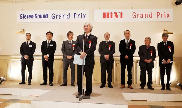 画像: 第34回HiViグランプリ2018選考委員