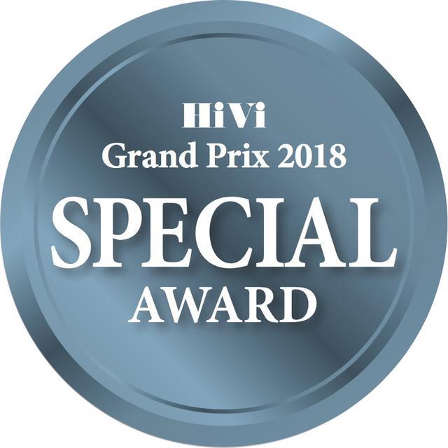 画像: 第34回 HiViグランプリ2018 選考結果一覧【特別賞】プロが選んだ最高のオーディオビジュアル製品20 - Stereo Sound ONLINE