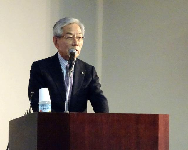 画像: 放送サービス高度化推進協会(A-PAB)の福田俊男 理事長