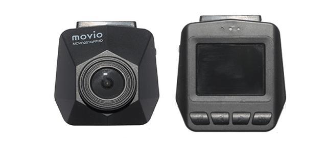 画像: ナガオカトレーディングのドライブレコーダー「MDVR201CPFHD」