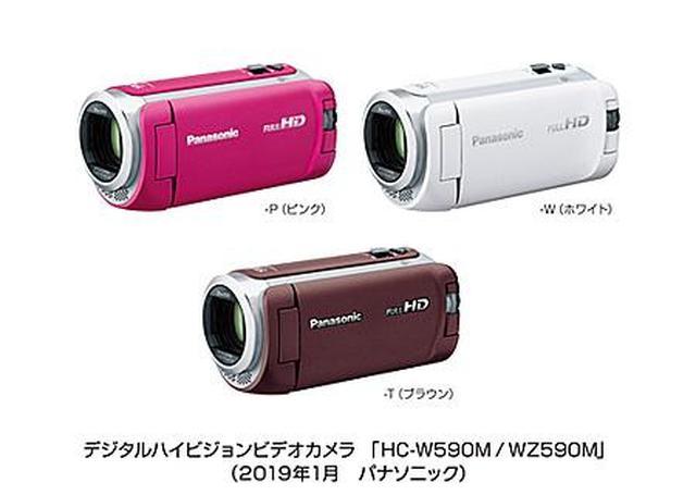 画像: デジタルハイビジョンビデオカメラ HC-W590M/WZ590Mを発売 | プレスリリース | Panasonic Newsroom Japan