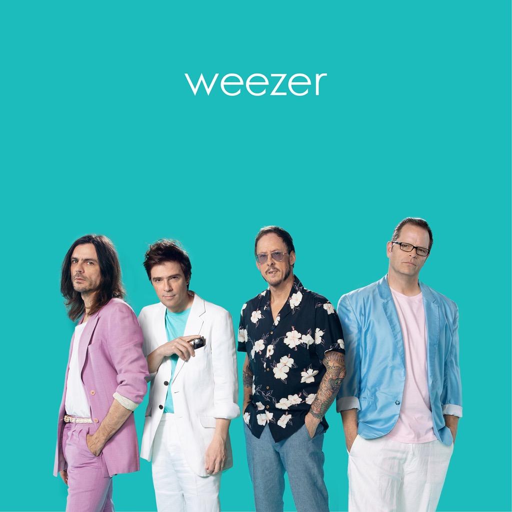 画像: Weezer (Teal Album) / Weezer