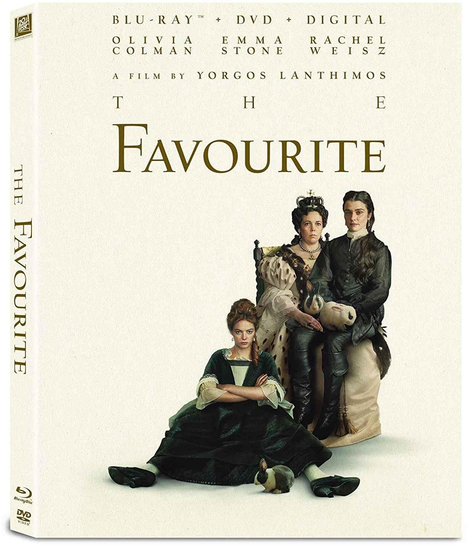 画像: アカデミー賞最多ノミネートの歴史ドラマ『女王陛下のお気に入り』【海外盤Blu-ray発売情報】