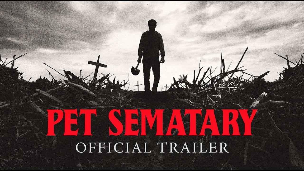 画像: Pet Sematary (2019)- Official Trailer- Paramount Pictures www.youtube.com