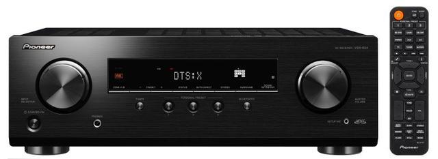 画像: パイオニアから、Dolby AtmosとDTS:Xのバーチャル再生に対応したエントリークラスの薄型AVセンター「VSX-834」が登場。2月中旬に、定価¥65,000で発売予定