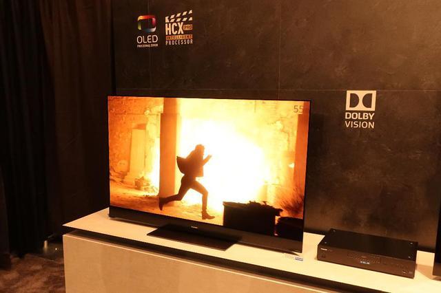 画像: パナソニックの4K有機ELテレビ、TX-55GZ2000
