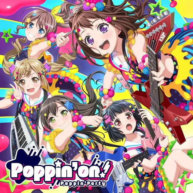 画像: Poppin'on! / Poppin'Party