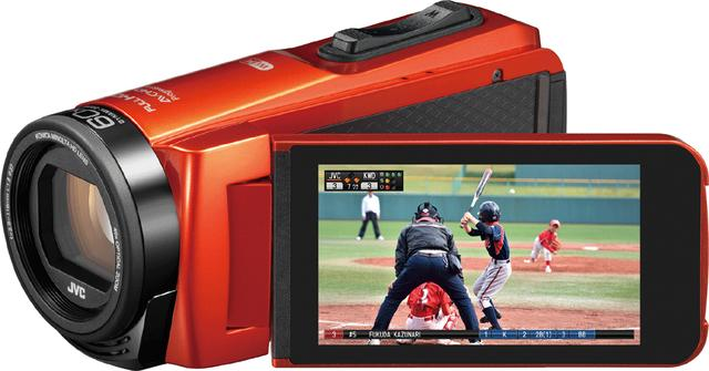 """画像: 家庭用ビデオカメラ""""Everio R(エブリオ R)""""シリーズの新製品「GZ-RX685J」"""
