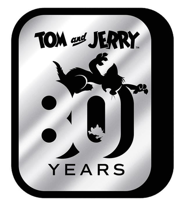 画像1: 追いかけ続けて80年。世界中から愛され続ける「トムとジェリー」が2020年で誕生80周年! 80周年公式ロゴ発表&約200点の初公開原画展示を含む世界初の大規模展覧会開催!