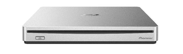 画像: ポータブルBD/DVD/CD ライター「BDR-XS07JM」