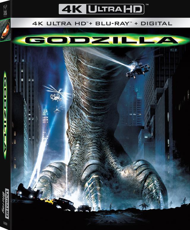 画像: 98年ハリウッド版ゴジラを4K&アトモスで!『GODZILLA』【海外盤Blu-ray発売情報】