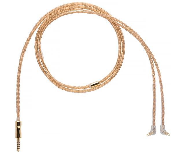 画像3: 米ALO audio、導体に「金」を採用したフラグシップIEM ケーブル「Gold 16 IEM Cable」のカスタム2pin 端子対応モデルを発売