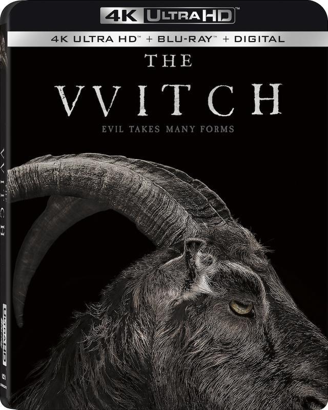 画像: 高い評価を得たインディ・ホラーが4K化『ウィッチ』【海外盤Blu-ray発売情報】
