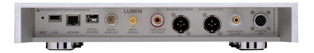 画像7: 【HiVi新製品徹底テスト】ネットワークオーディオプレーヤー「ルーミン X1」多機能と高音質を高度に両立した逸品、音楽の感動をエモーショナルに描き切る