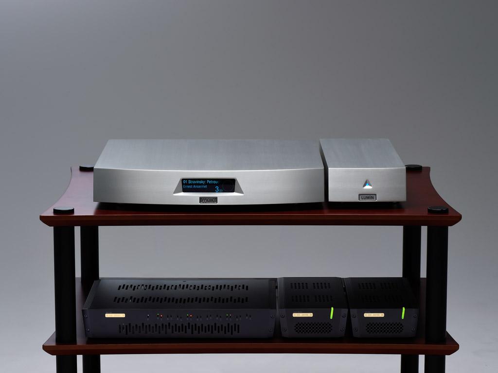 画像8: 【HiVi新製品徹底テスト】ネットワークオーディオプレーヤー「ルーミン X1」多機能と高音質を高度に両立した逸品、音楽の感動をエモーショナルに描き切る