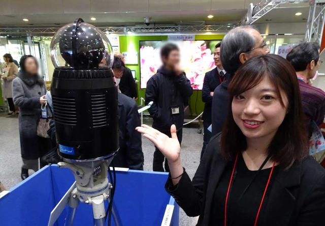 画像: 全国のNHKが総力を挙げて開発した便利機器・手法を一堂に展示する「第48回NHK番組技術展」開催。最優秀賞は松江放送局の「クロマキーレスの合成システム」