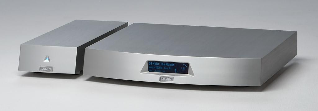 画像5: 【HiVi新製品徹底テスト】ネットワークオーディオプレーヤー「ルーミン X1」多機能と高音質を高度に両立した逸品、音楽の感動をエモーショナルに描き切る